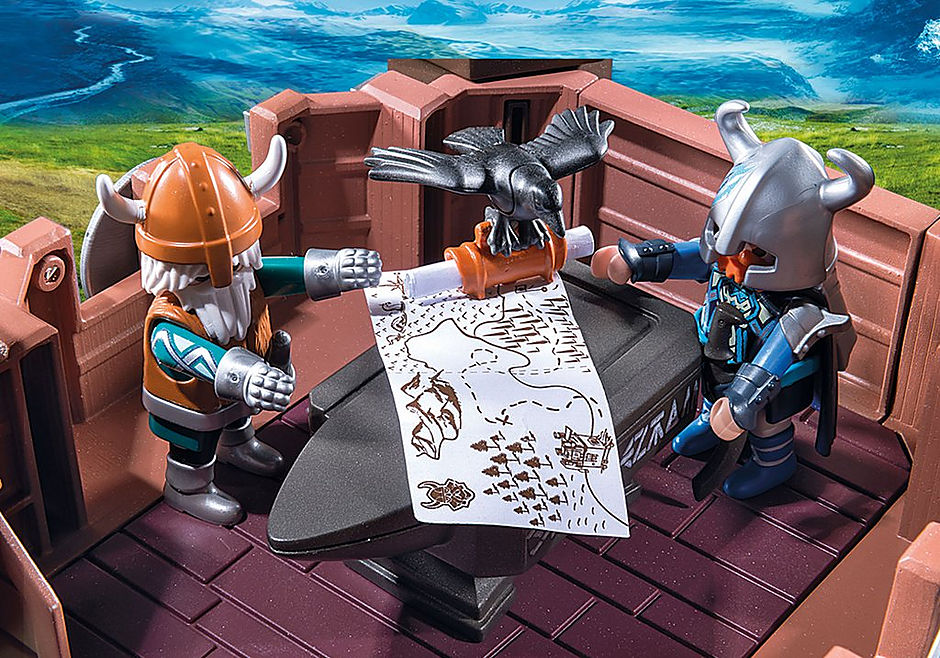 http://media.playmobil.com/i/playmobil/9340_product_extra6/Fortezza mobile dei Guerrieri