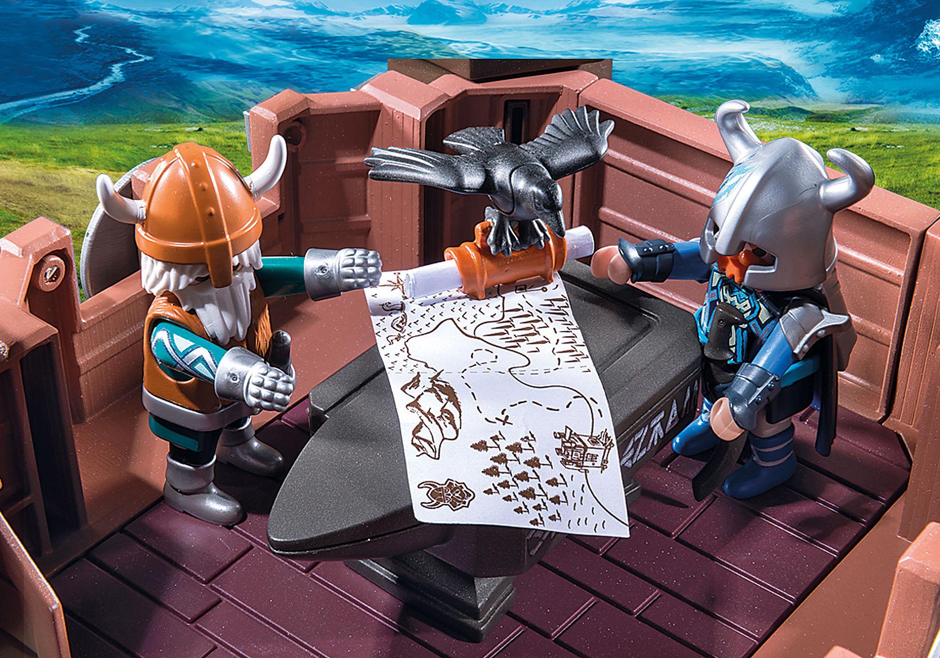 9340 Fortezza mobile dei Guerrieri zoom image11