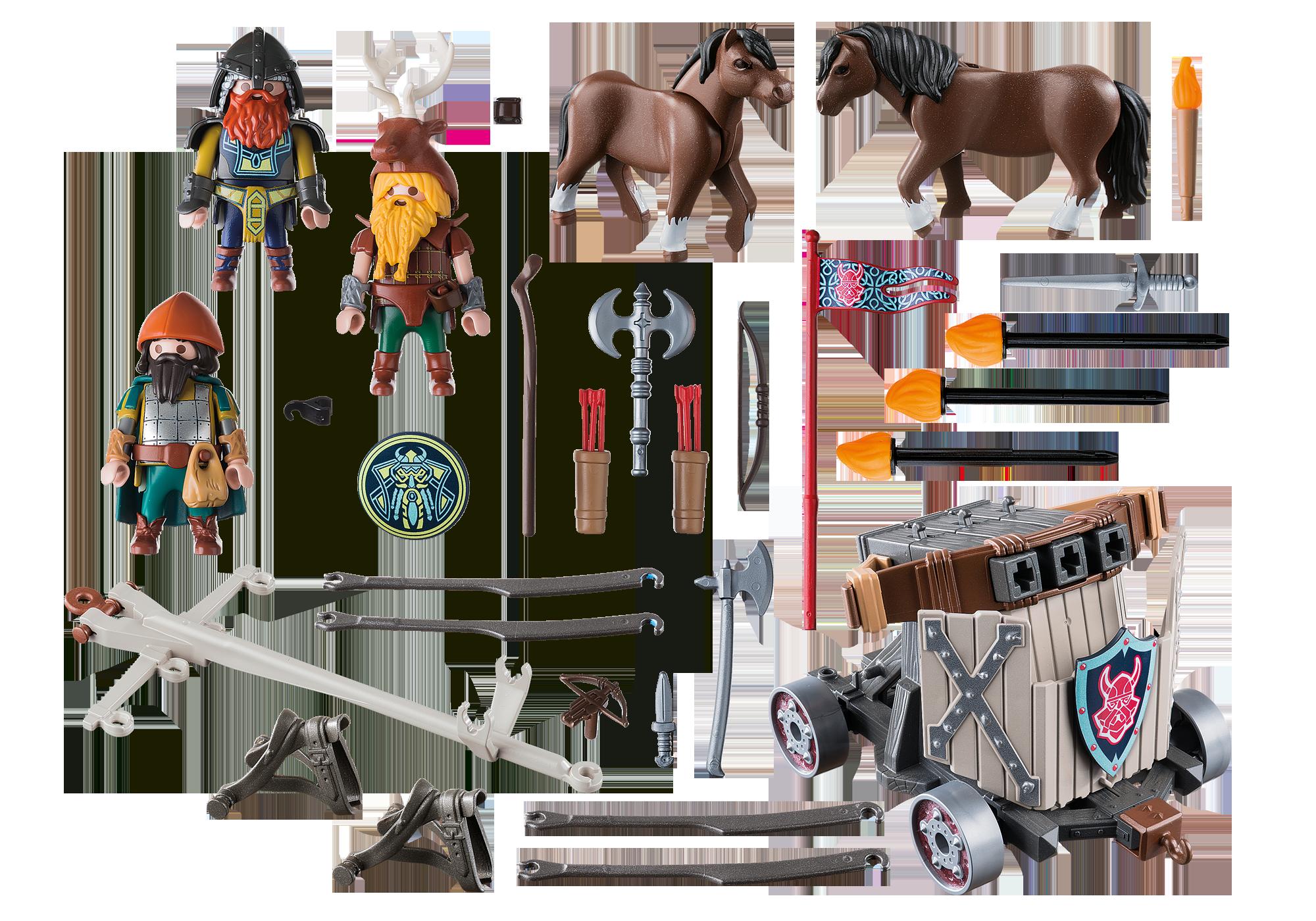 http://media.playmobil.com/i/playmobil/9341_product_box_back/Ponyforspand med dværgeballist