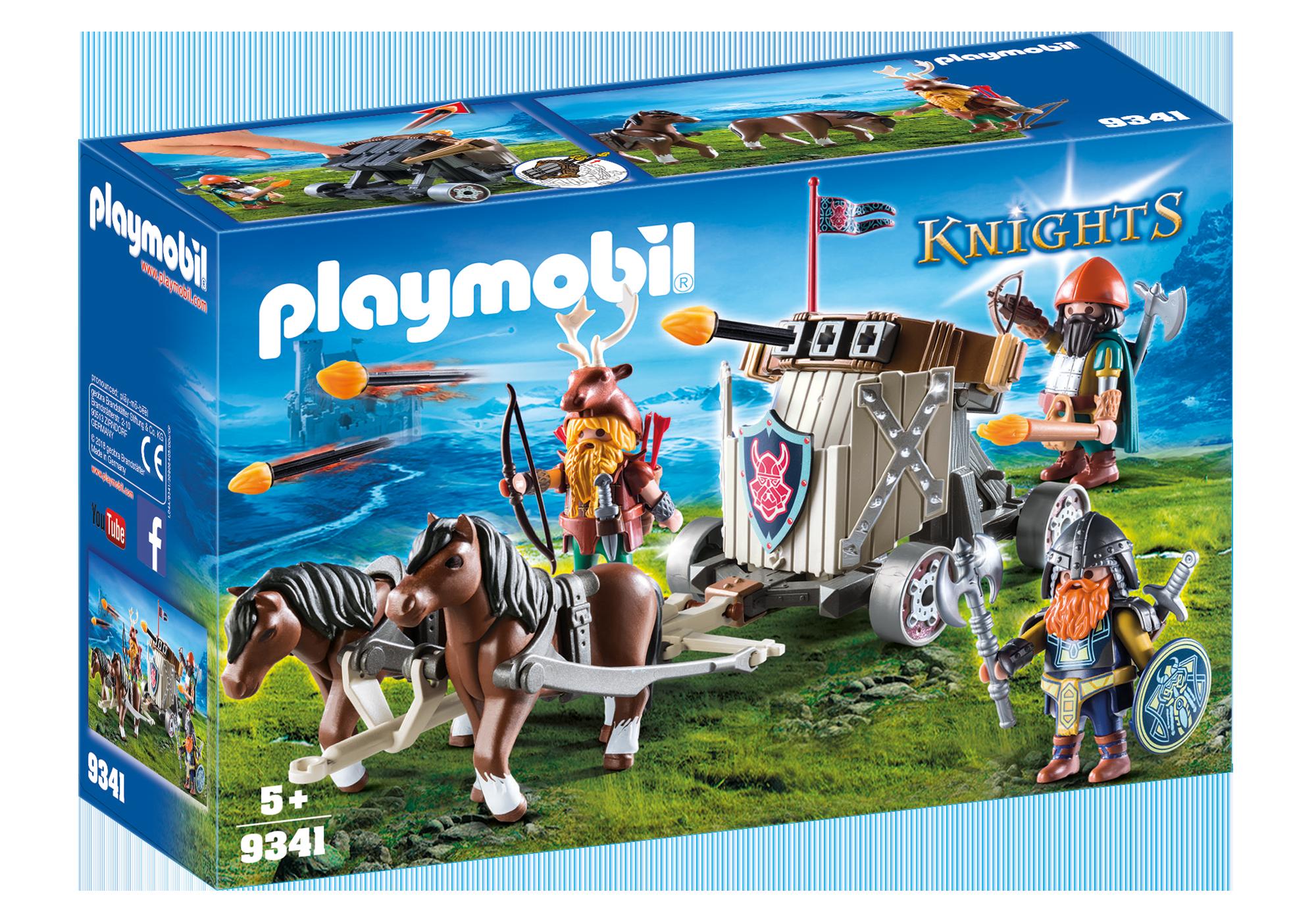http://media.playmobil.com/i/playmobil/9341_product_box_front/Carruagem de Cavalos com Besta dos Anões