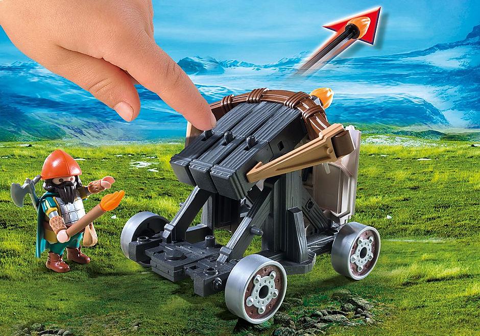 http://media.playmobil.com/i/playmobil/9341_product_extra2/Carruagem de Cavalos com Besta dos Anões