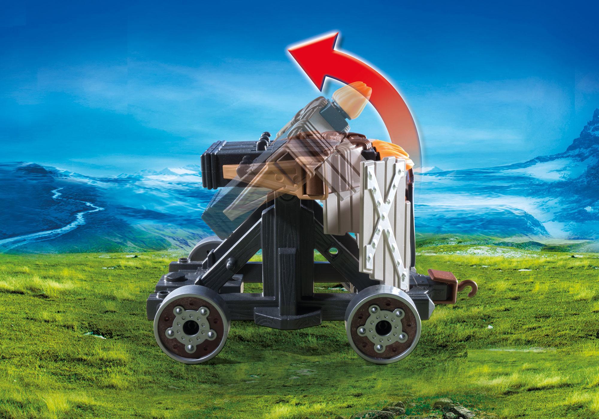 http://media.playmobil.com/i/playmobil/9341_product_extra3/Carruagem de Cavalos com Besta dos Anões
