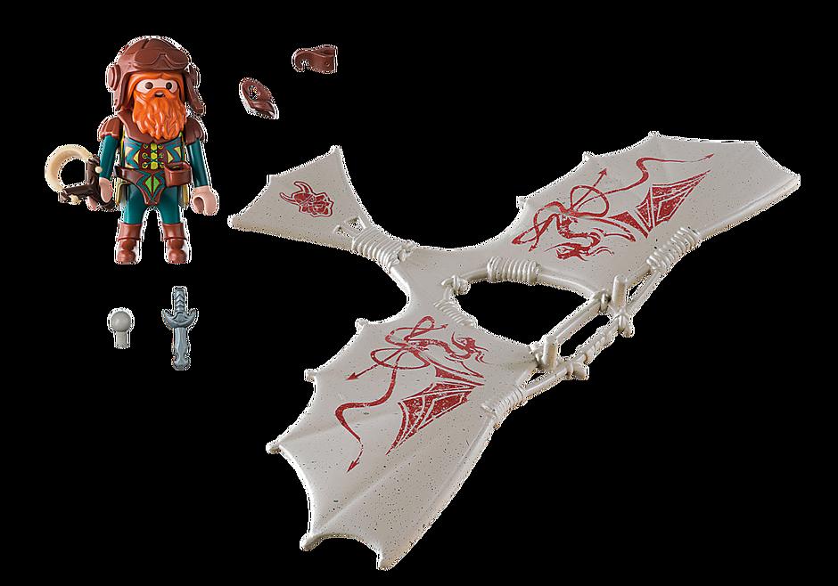 9342 Dwarf Flyer detail image 4