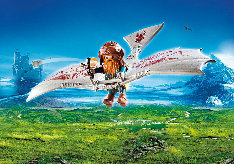 9342 Dwarf Flyer detail image 1