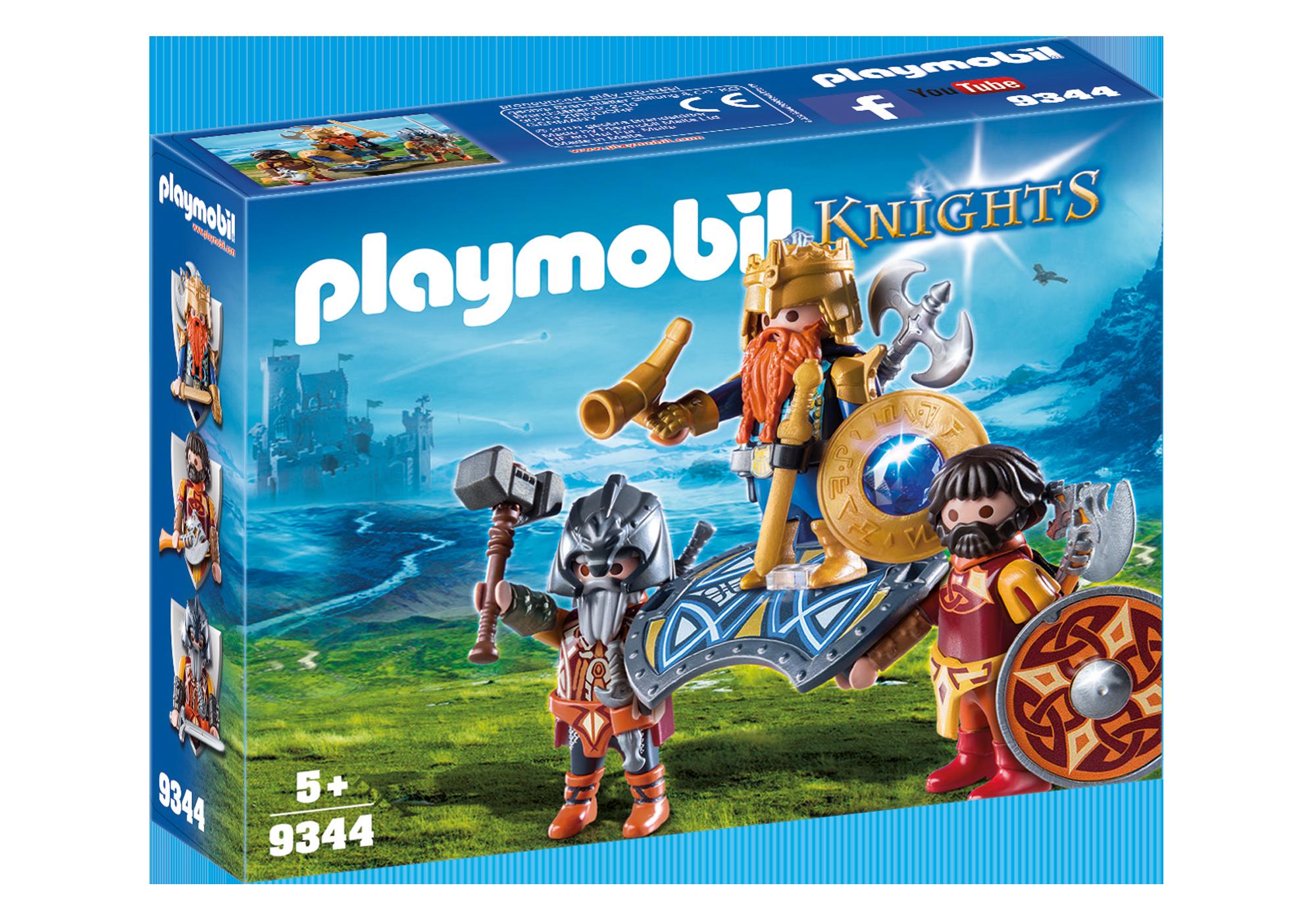 http://media.playmobil.com/i/playmobil/9344_product_box_front/Βασιλιάς των Νάνων με δύο φρουρούς