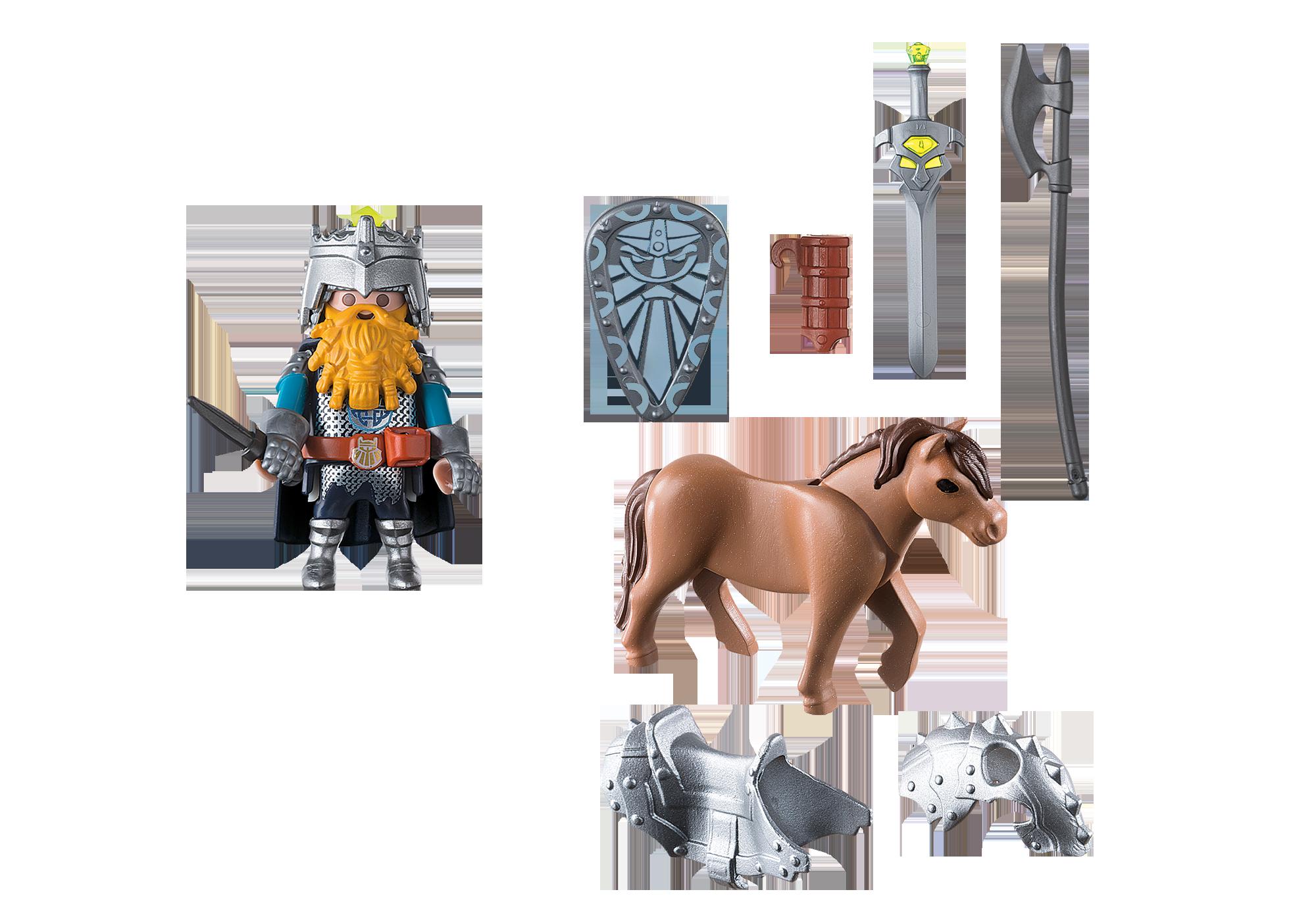 http://media.playmobil.com/i/playmobil/9345_product_box_back/Zwerg und Pony mit Rüstung
