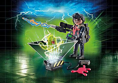9346 Ghostbuster Egon Spengler