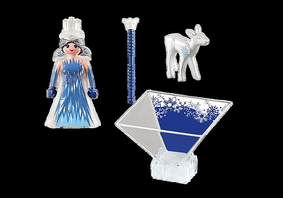 9350 Πριγκίπισσα του παγετού με ελαφάκι detail image 4