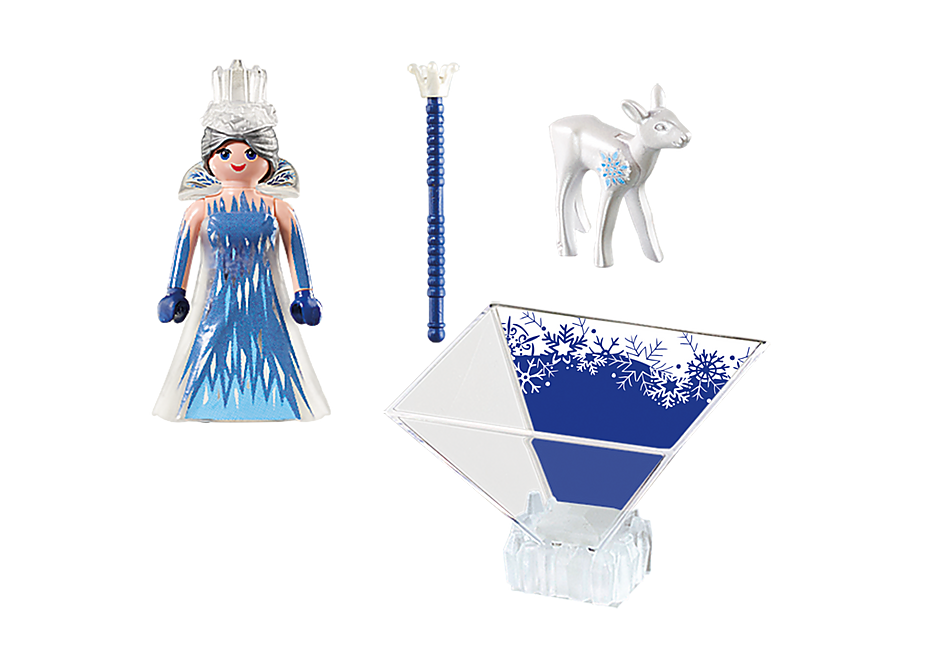 9350 Prinzessin Eiskristall detail image 4