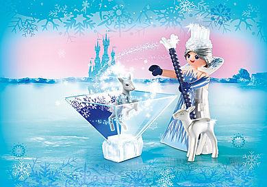 9350_product_detail/Πριγκίπισσα του παγετού με ελαφάκι