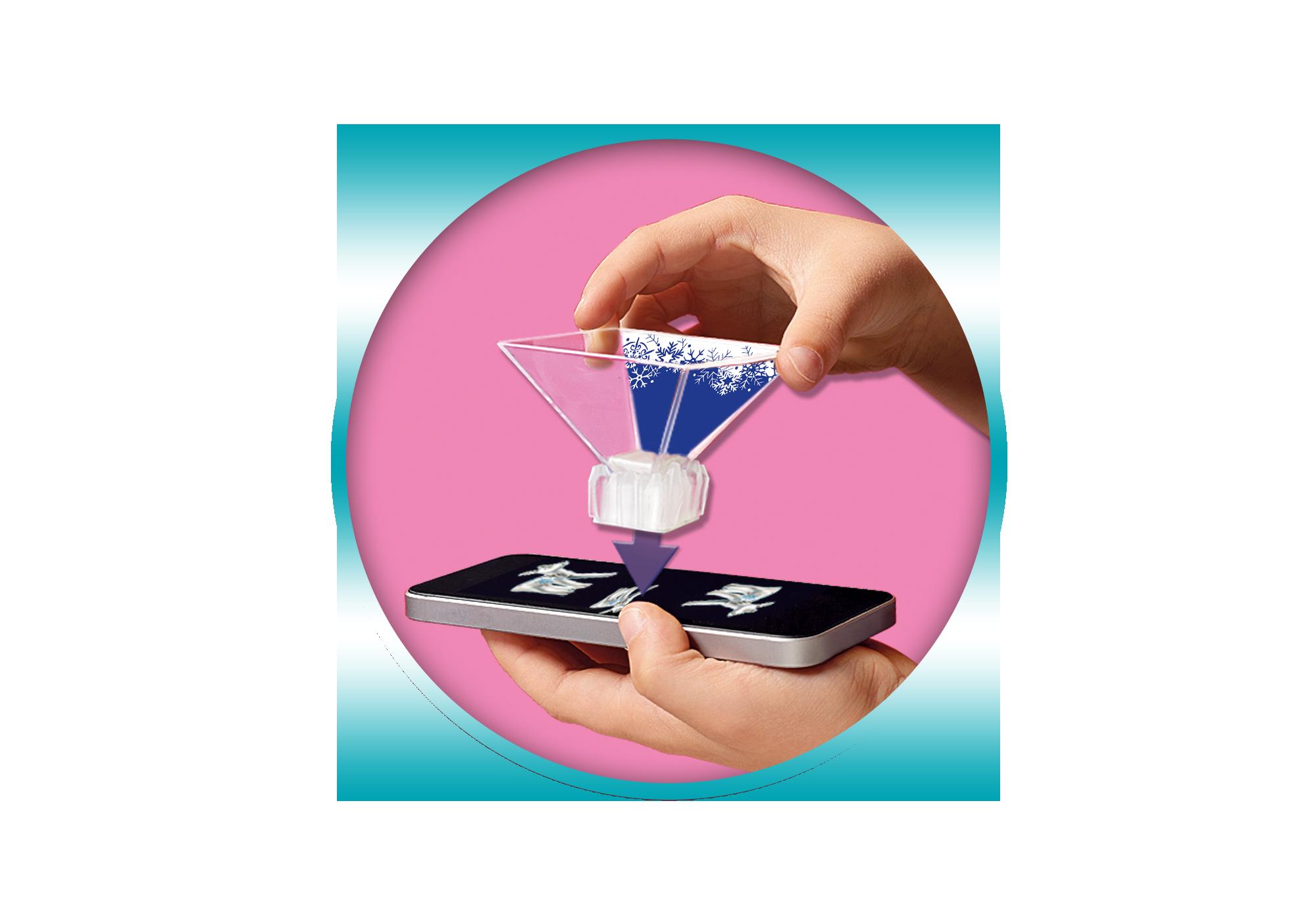 http://media.playmobil.com/i/playmobil/9350_product_extra2/Księżniczka Lodowy kryształ