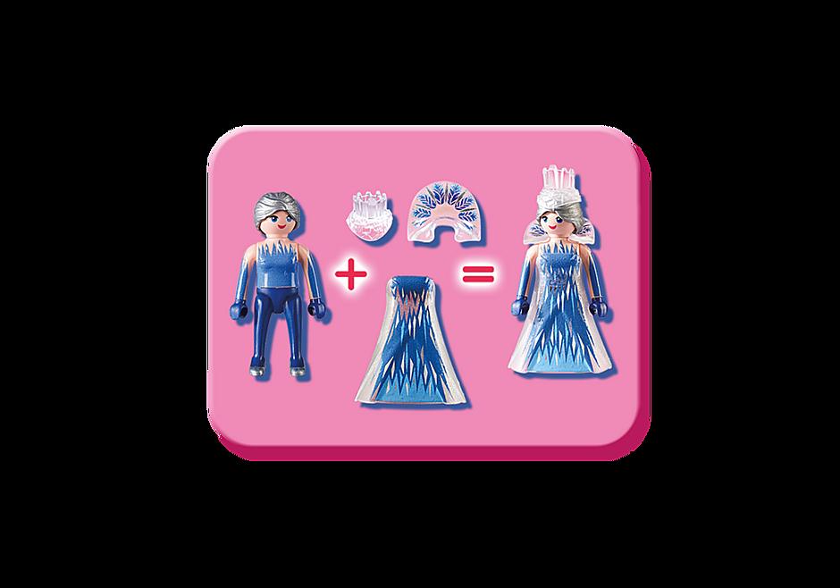 9350 Πριγκίπισσα του παγετού με ελαφάκι detail image 8