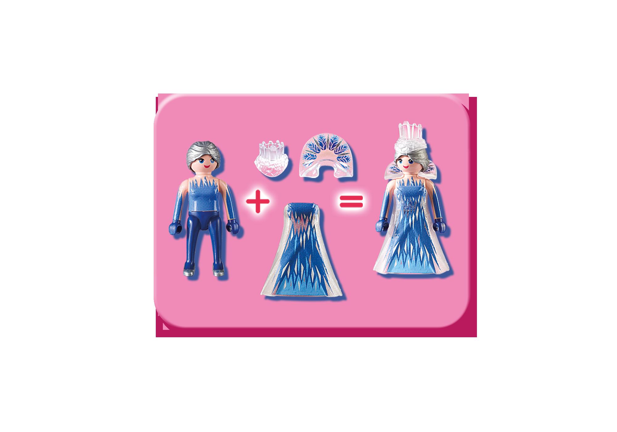http://media.playmobil.com/i/playmobil/9350_product_extra4/Księżniczka Lodowy kryształ