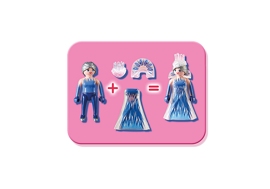 9350 Prinzessin Eiskristall detail image 8