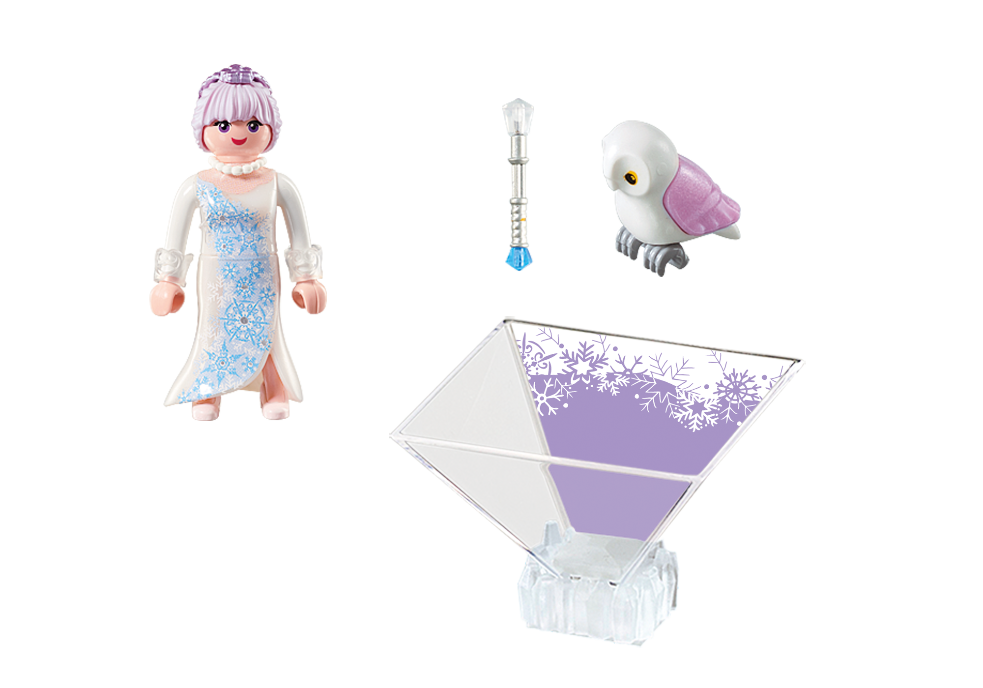 http://media.playmobil.com/i/playmobil/9351_product_box_back/Πριγκίπισσα του χιονιά με κουκουβάγια