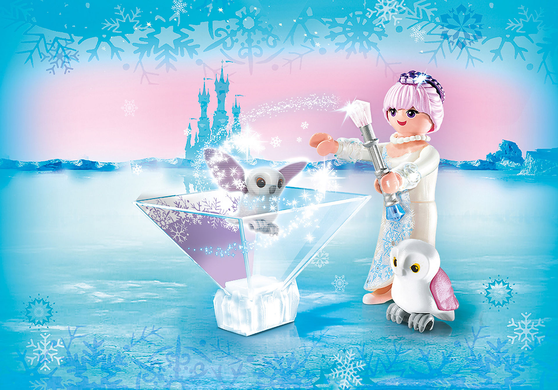 9351 Princesa Flor de Hielo zoom image1