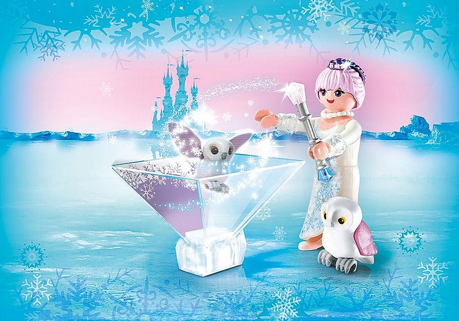 9351 Princesse Fleur de glace  detail image 1