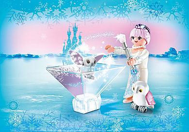 9351 Princesse Fleur de glace