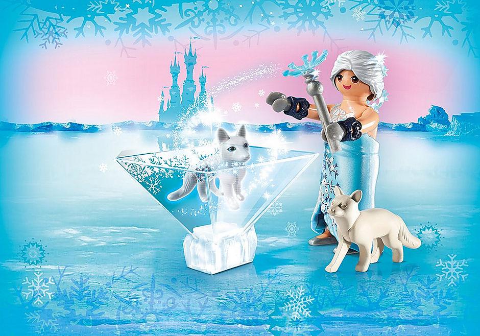 9353 Prinsesse Vinterblomst detail image 1