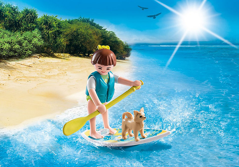 9354 Paddle Surf detail image 1