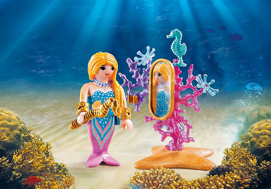 9355 Mermaid detail image 1