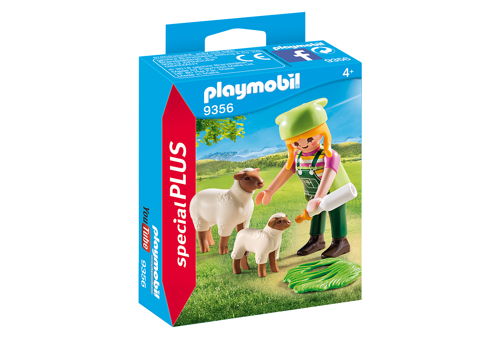 http://media.playmobil.com/i/playmobil/9356_product_box_front/Bäuerin mit Schäfchen