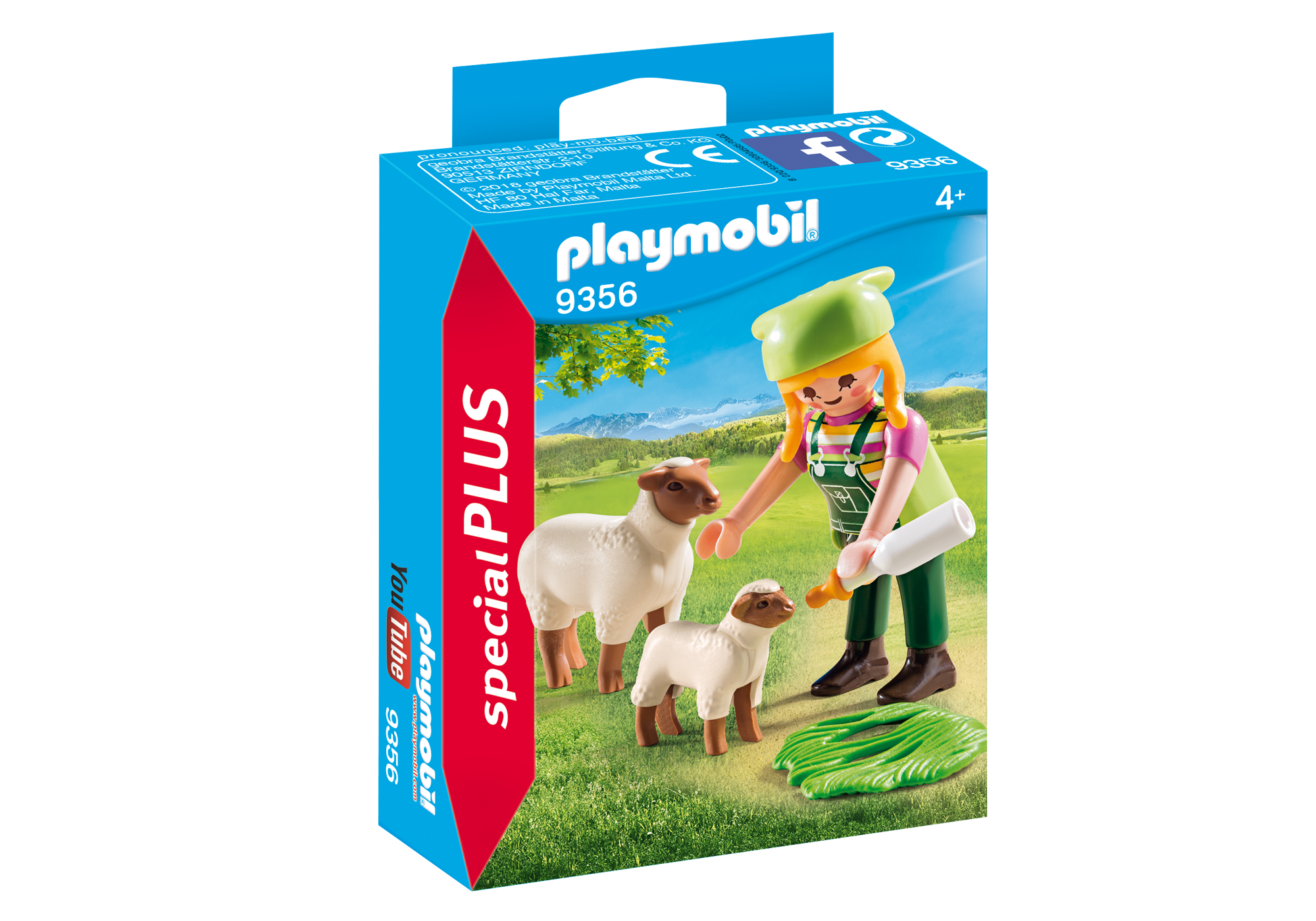 http://media.playmobil.com/i/playmobil/9356_product_box_front/Bäuerin mit Schäfchen