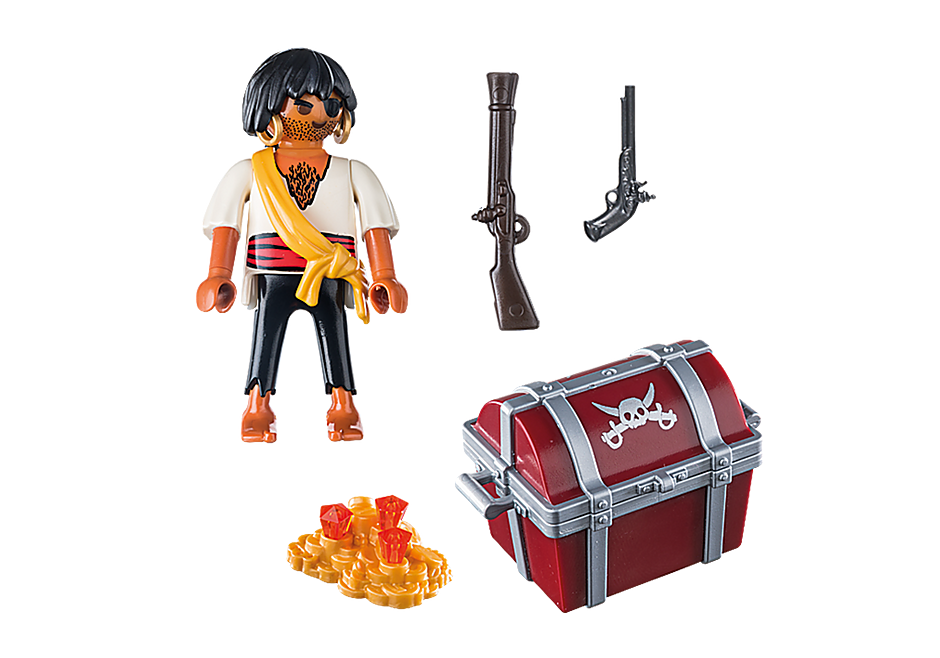 http://media.playmobil.com/i/playmobil/9358_product_box_back/Pirata com Cofre do Tesouro