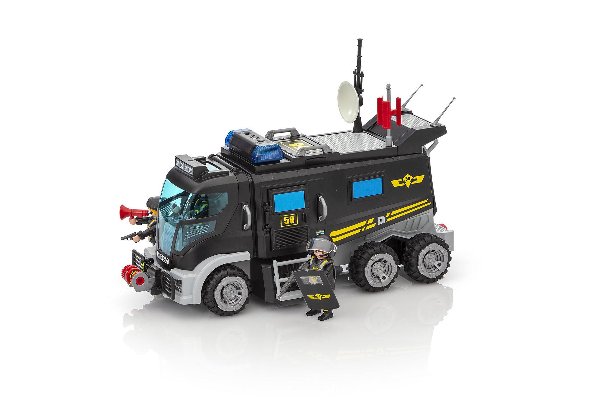 Y Luz España Sonido Módulo Playmobil® Led Vehículo Con De 9360 6f7bgy