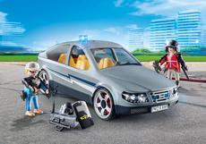 Playmobil SWAT Undercover Car 9361