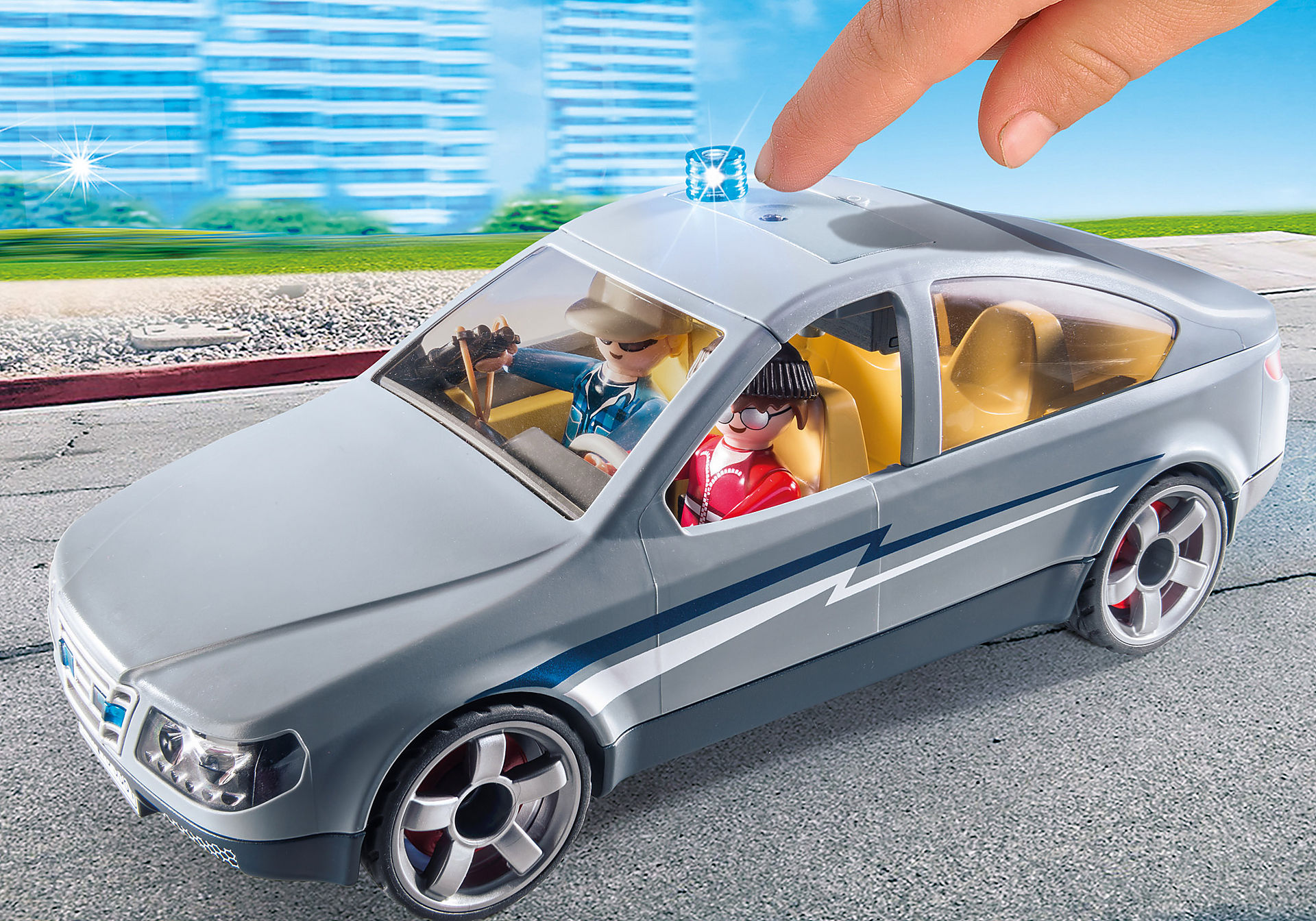 http://media.playmobil.com/i/playmobil/9361_product_extra2/Coche Civil de las Fuerzas Especiales