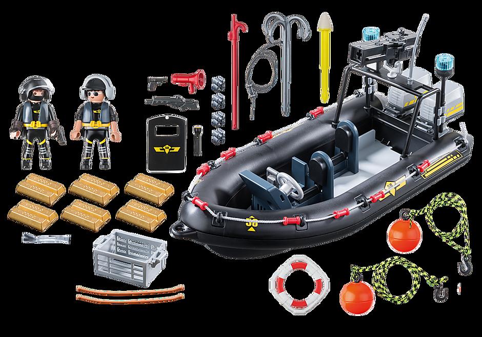 9362 Tactical Unit Boat detail image 4