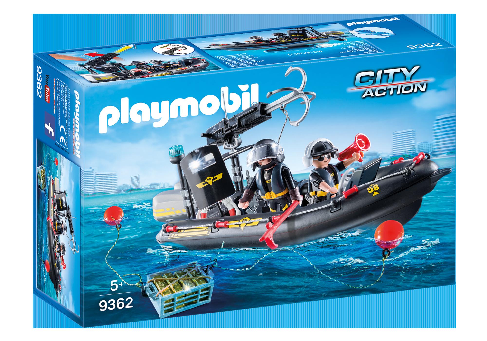 http://media.playmobil.com/i/playmobil/9362_product_box_front/Bateau pneumatique et policiers d'élite
