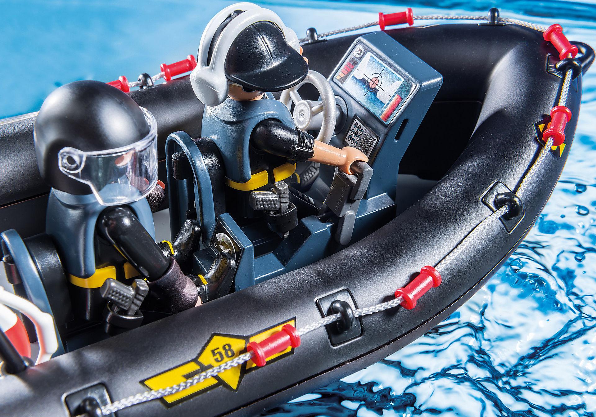 9362 SWAT Boat zoom image7