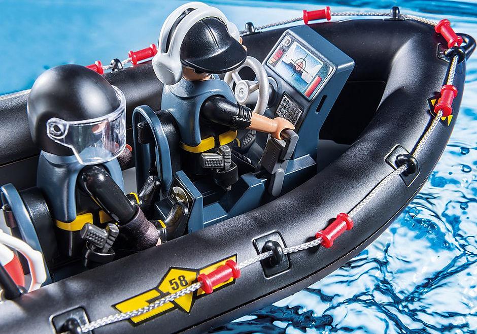 9362 SWAT Boat detail image 7