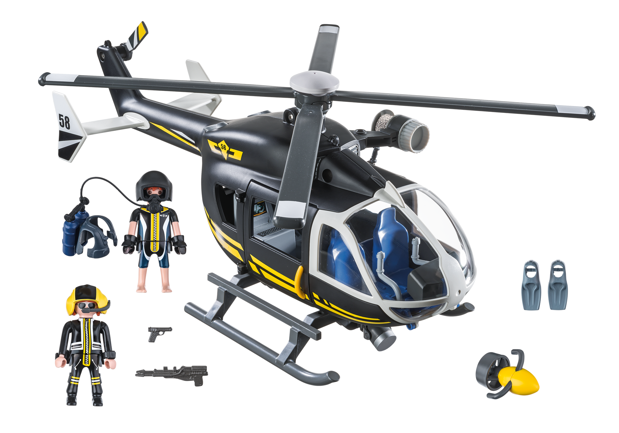 http://media.playmobil.com/i/playmobil/9363_product_box_back/Helicóptero de las Fuerzas Especiales