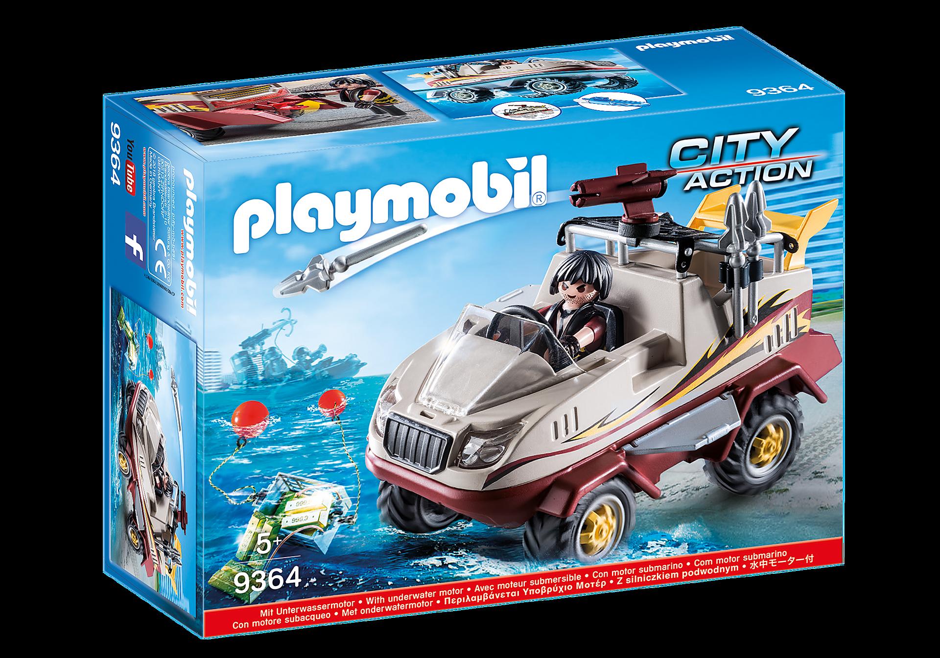 9364 Amphibious Truck zoom image3
