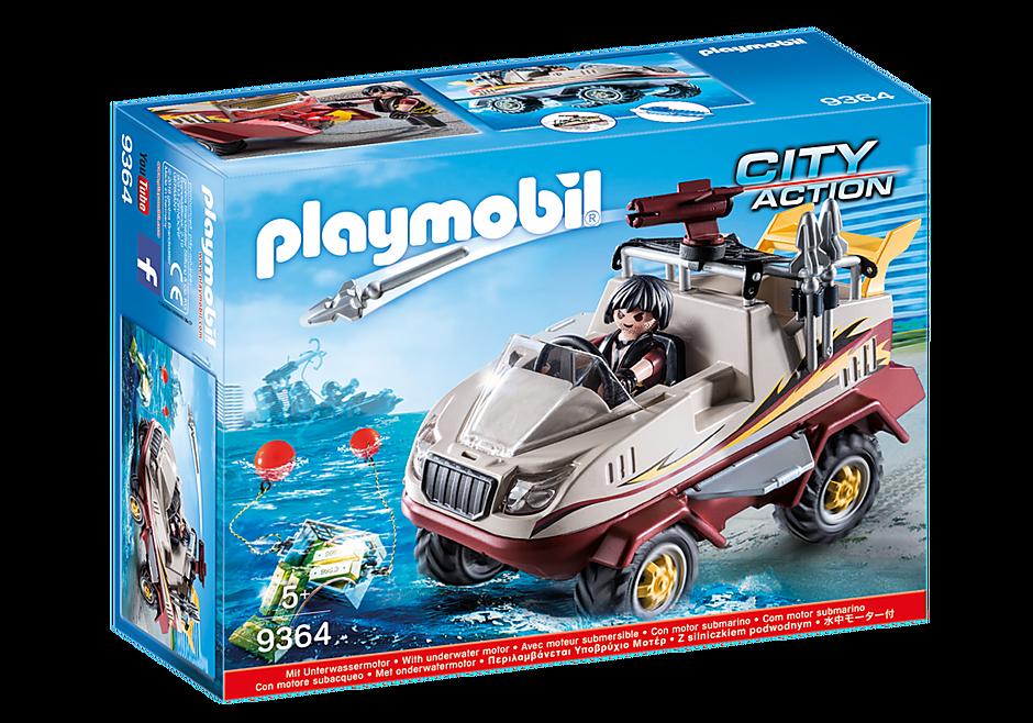 9364 Amphibious Truck detail image 3