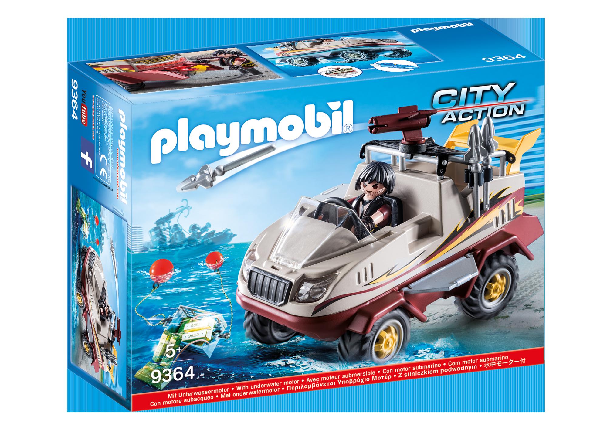 http://media.playmobil.com/i/playmobil/9364_product_box_front/Auto anfibia dei malviventi