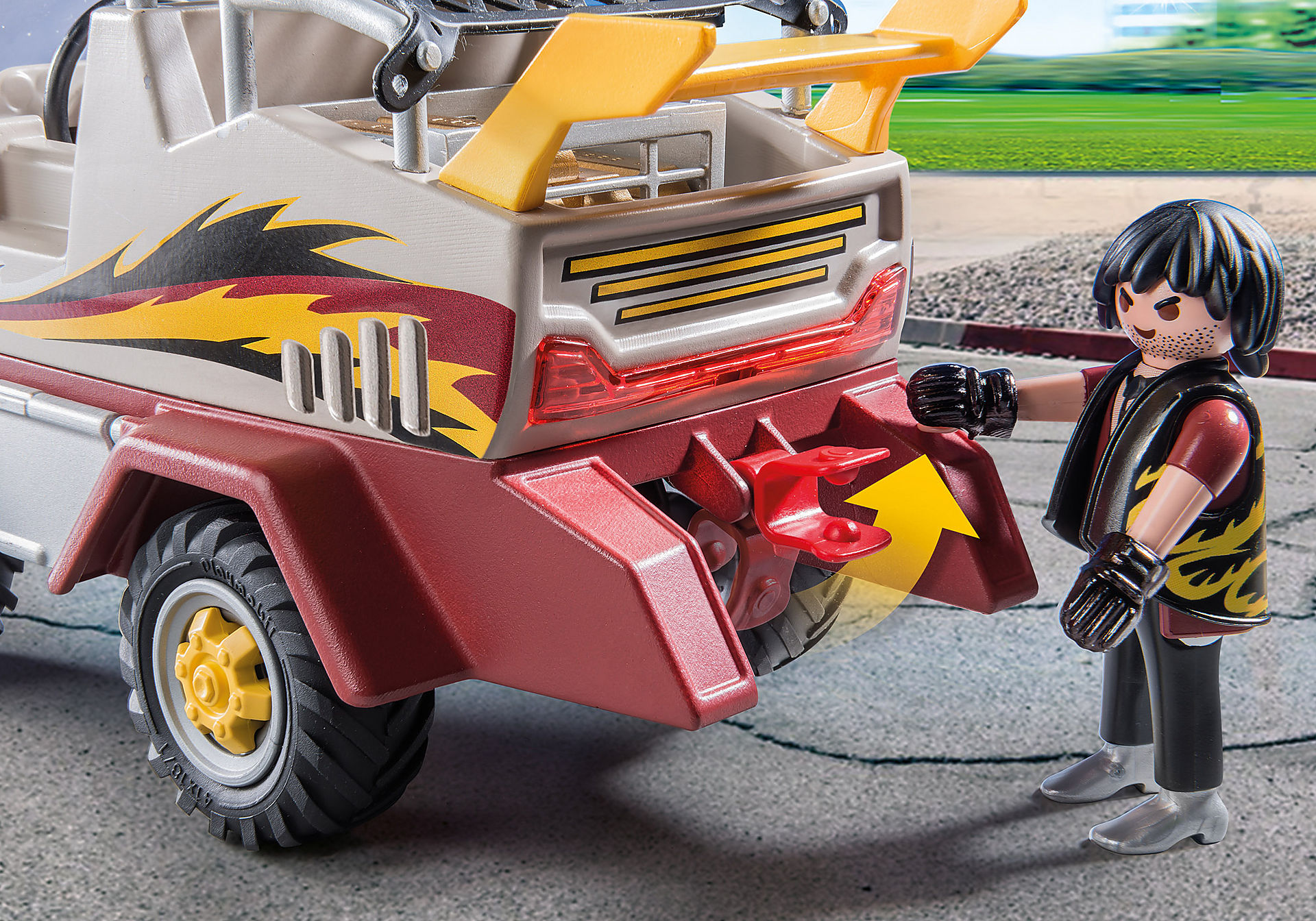 9364 Amphibious Truck zoom image5