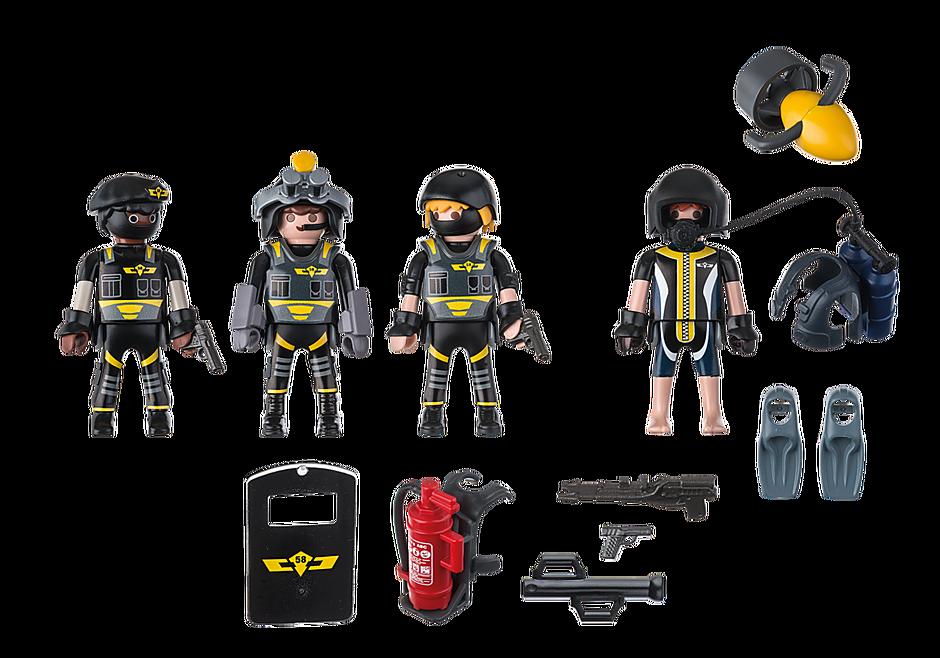 9365 SWAT Team detail image 4