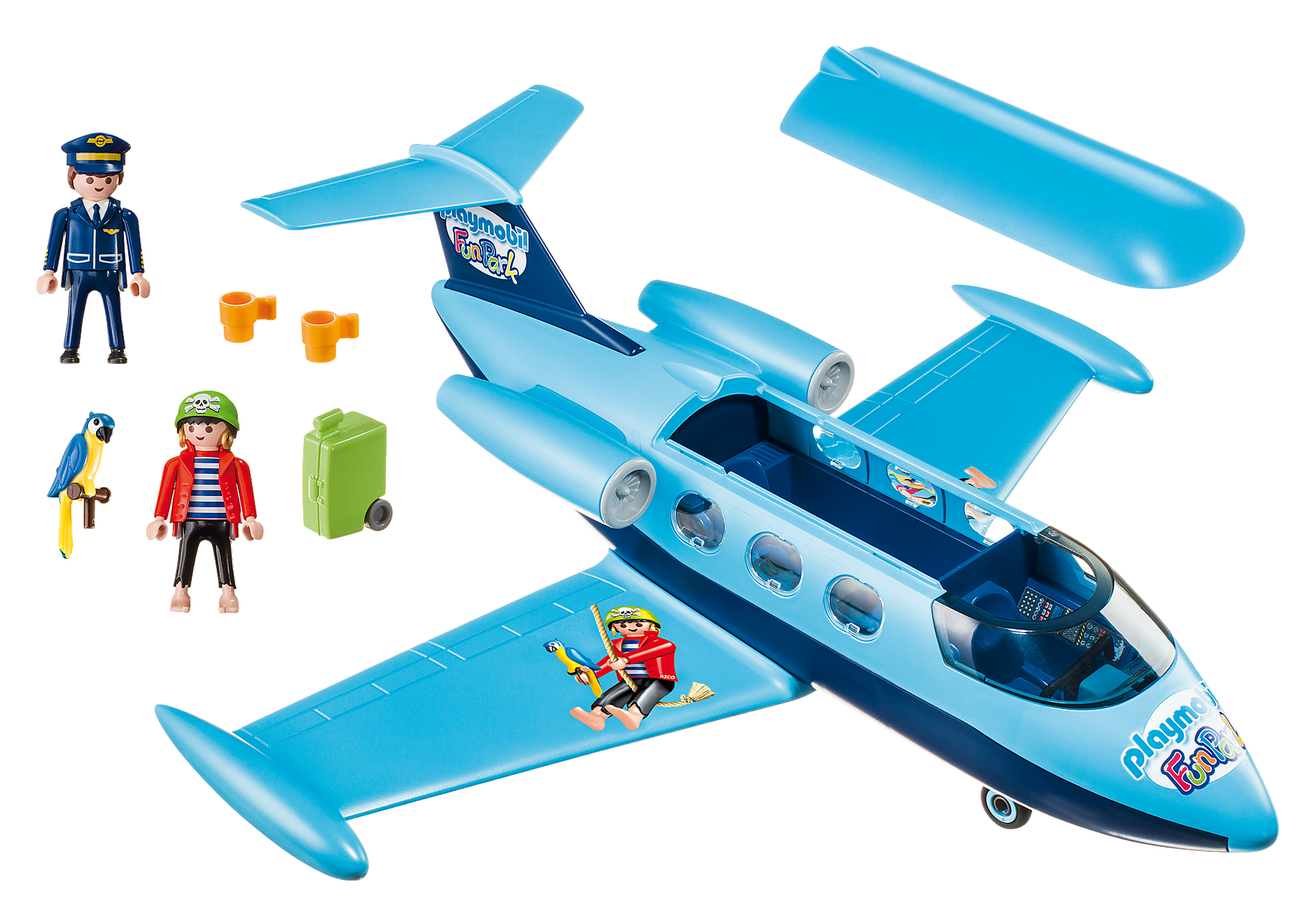 http://media.playmobil.com/i/playmobil/9366_product_box_back/PLAYMOBIL-FunPark Summer Jet