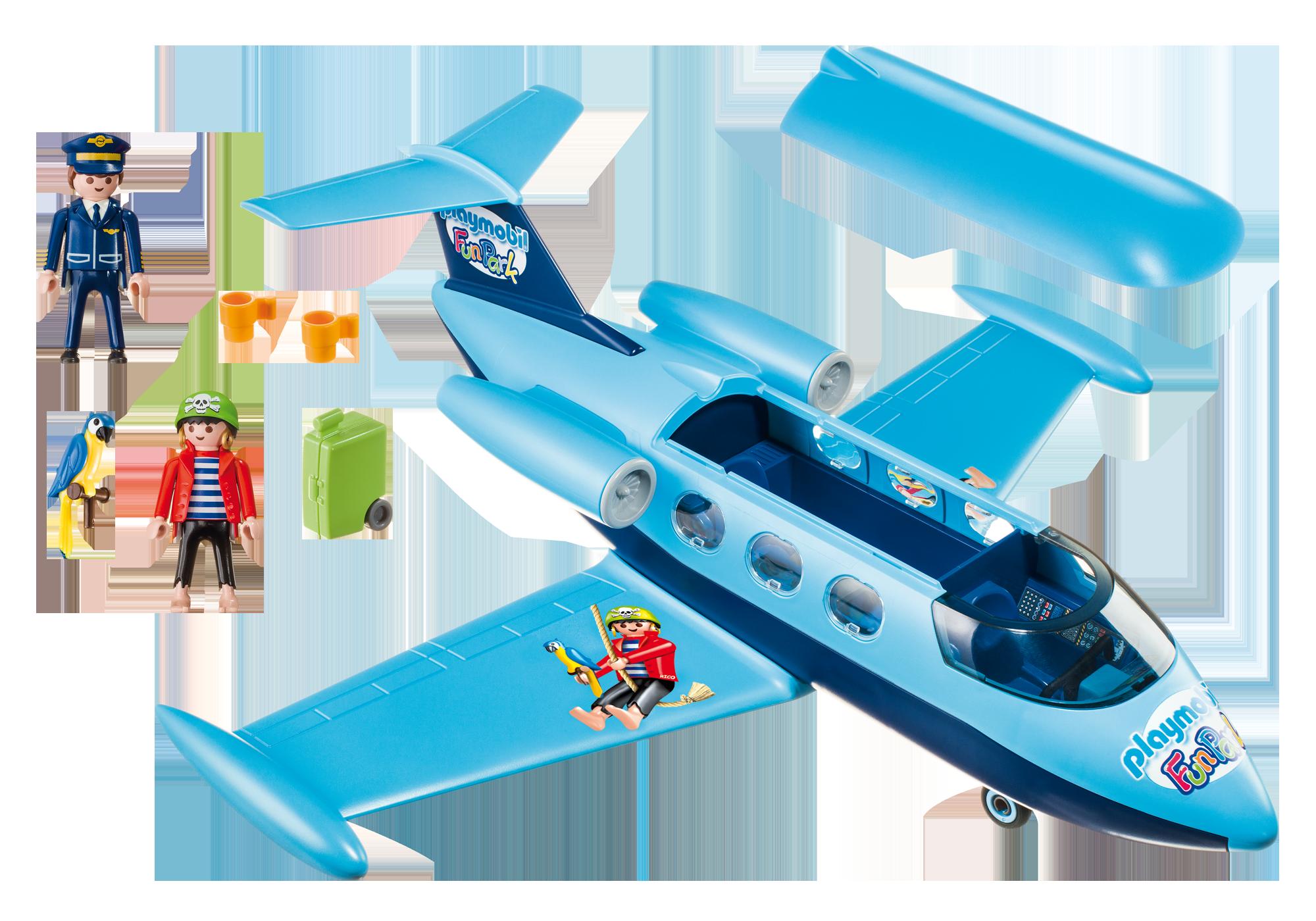 http://media.playmobil.com/i/playmobil/9366_product_box_back/PLAYMOBIL-FunPark Summer Jet