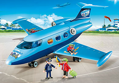 9366 PLAYMOBIL FunPark Summer Jet