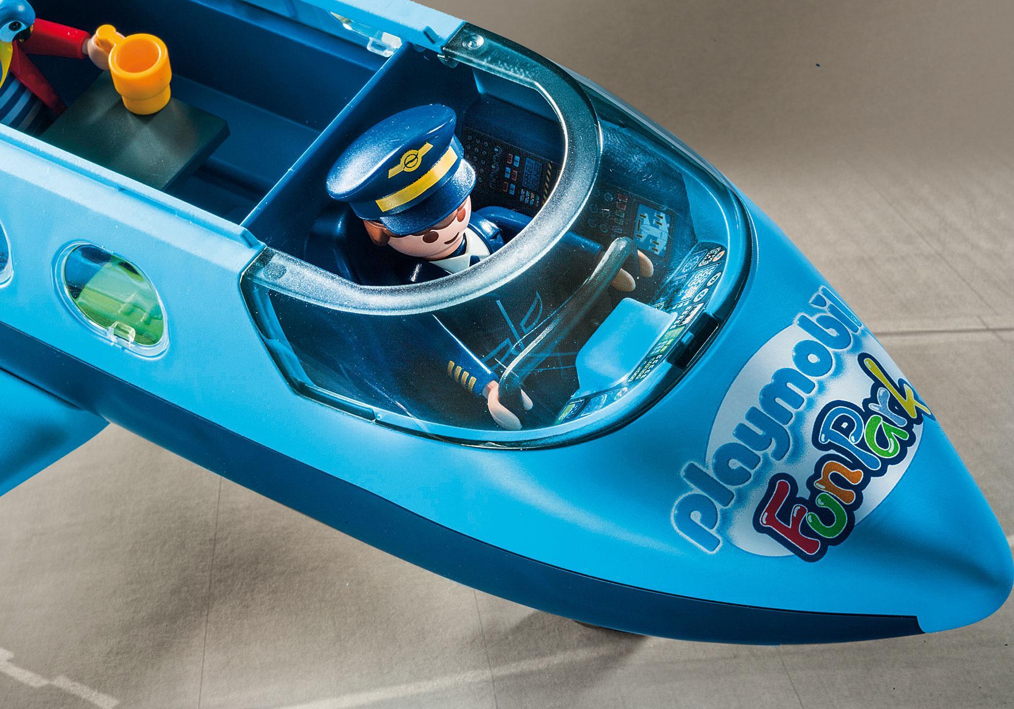 http://media.playmobil.com/i/playmobil/9366_product_extra3/PLAYMOBIL-FunPark Vliegtuig met Rico