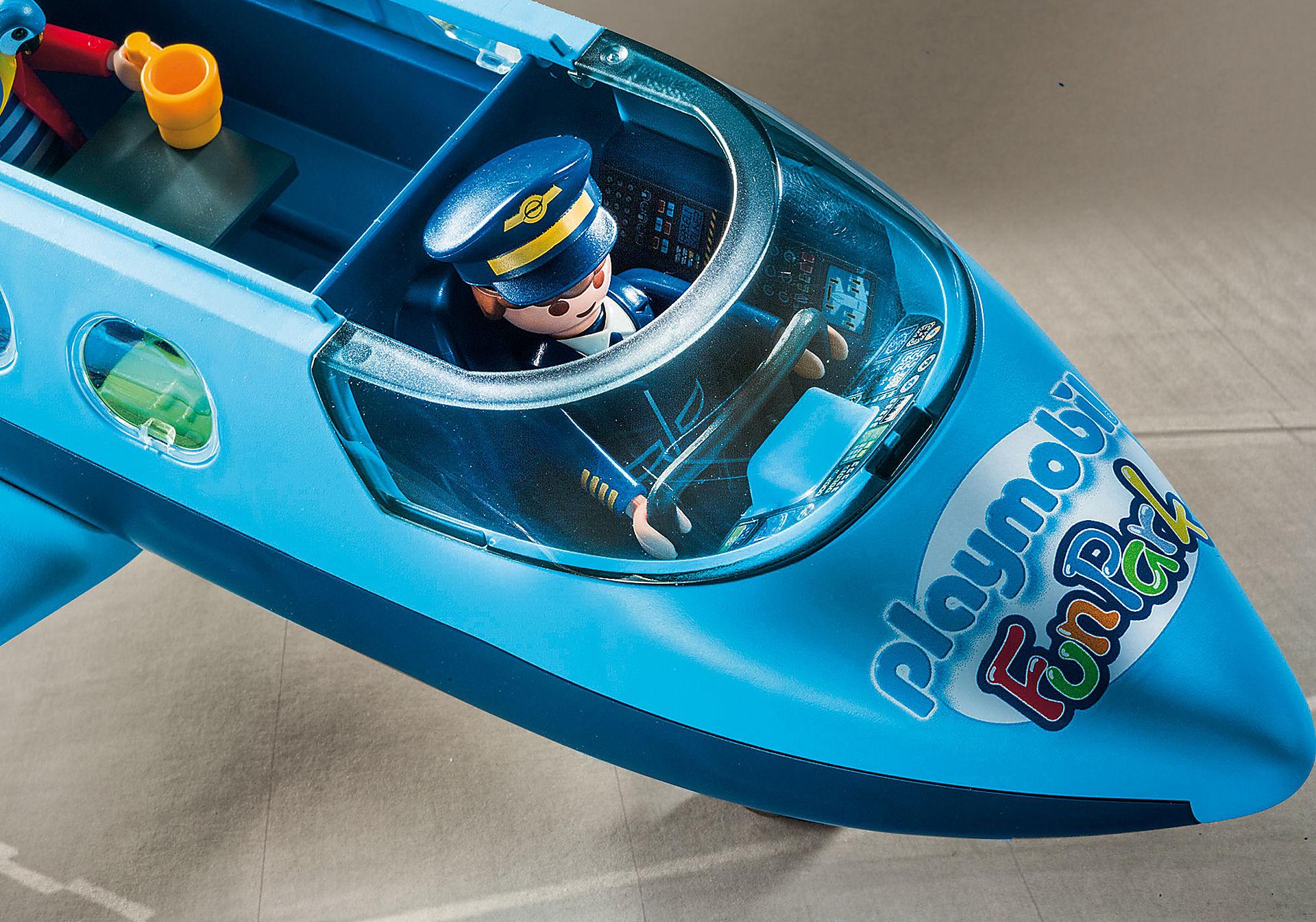 http://media.playmobil.com/i/playmobil/9366_product_extra3/Samolot Wycieczkowy Fun Park
