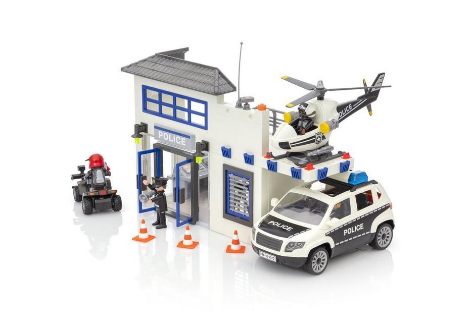 Police Station 9372 Playmobil United Kingdom