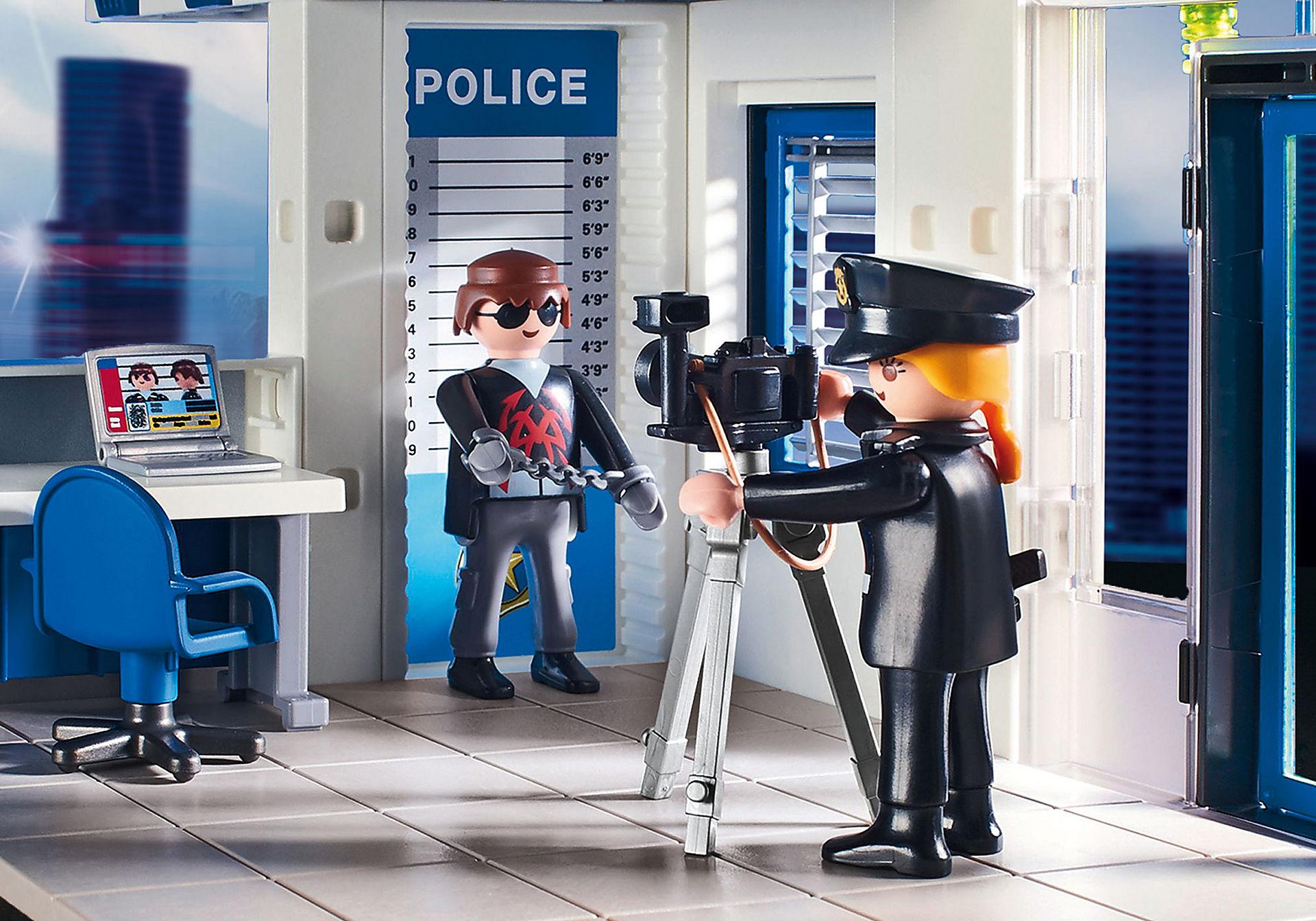 9372 Mega Set de Polícia zoom image7