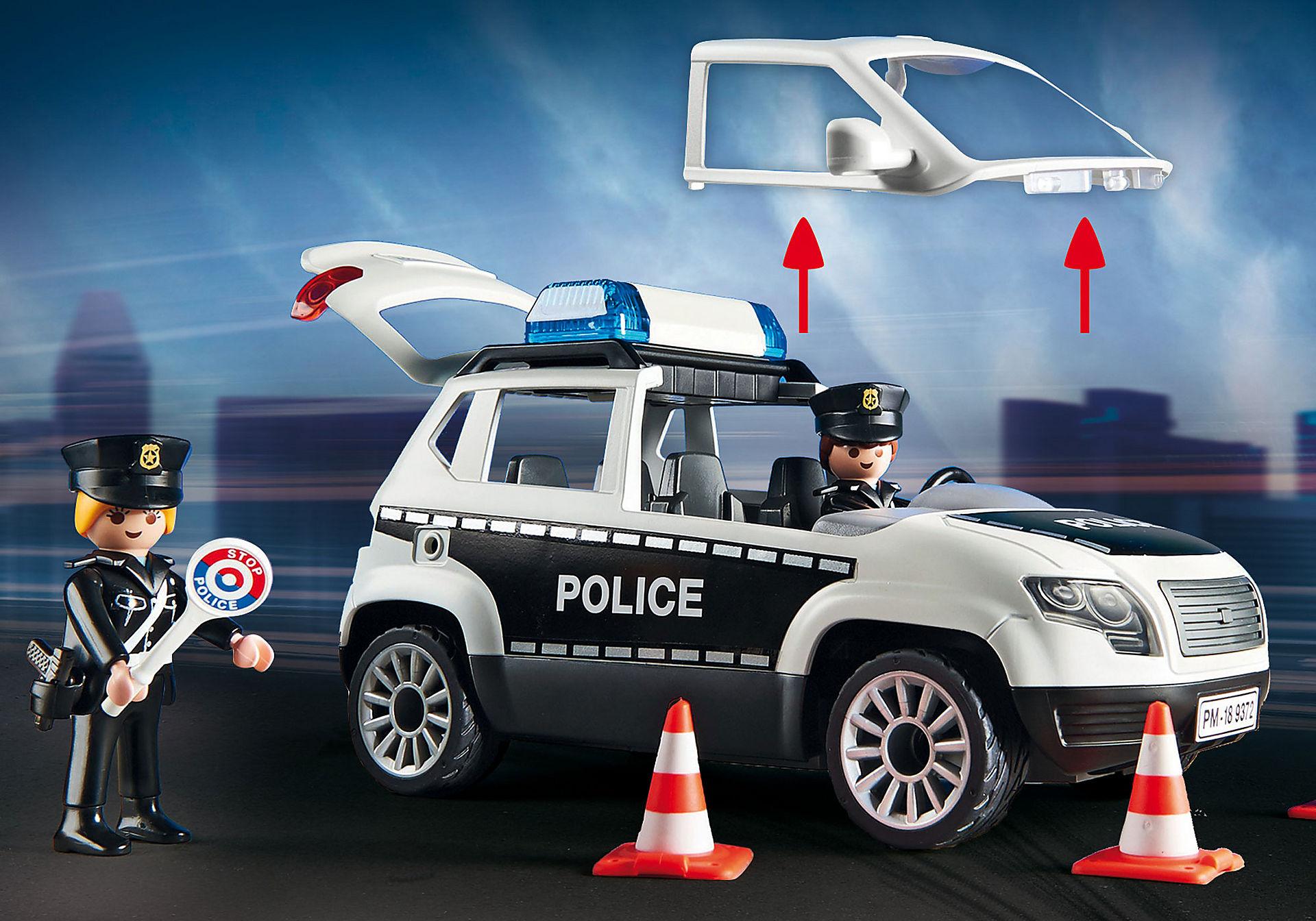 9372 Mega Set de Polícia zoom image8