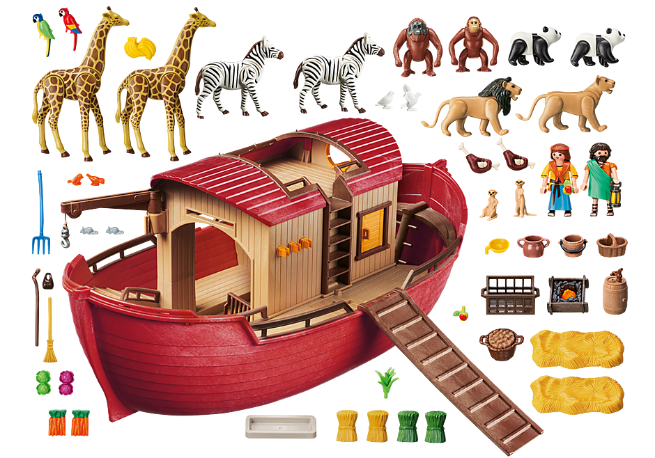 9373 Noah's ark detail image 4